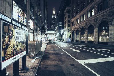 Landscapes of Uncommonly Deserted Cities