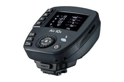 Nissin Introduces the Air10s, Its Latest Cross-Platform Flash Transmitter