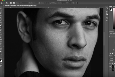 Five Photoshop Retouching Skills for Beginners