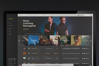 Artlist Releases Full Version of Website - Music for Commercial Licensing