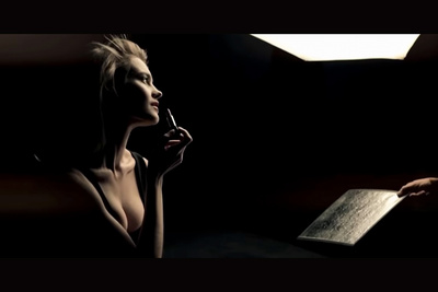 BTS: Watch Patrick Demarchelier Shoot a Beauty Campaign for Guerlain