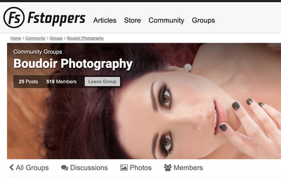 Get a Chance to Be Featured on Fstoppers