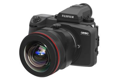 Cambo Announces Canon EF Lens Adapter for Fuji GFX 50S