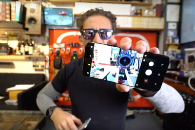 A Samsung S8 Review and Return to the Daily Vlog