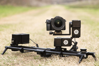 Cinetics Launches Their (Fantastic!) LYNX Motorized Slider on Kickstarter