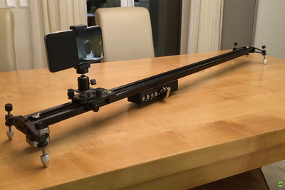 Build Your Own Motorized Camera Slider