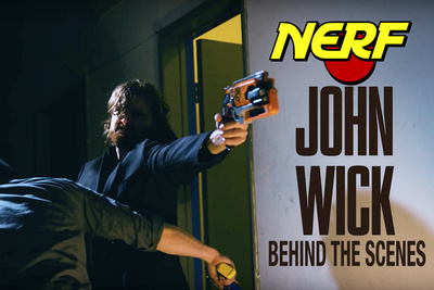The Men and Methods Behind 'Nerf John Wick'