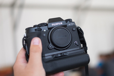 Ten Firmware Updates for the Fujifilm X-T2 and X-Pro2