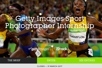 Are You a Woman Who Shoots Sports? Apply for This Internship