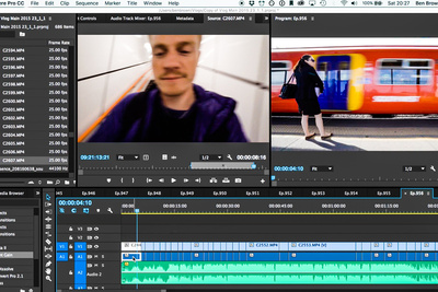 Learn Adobe Premiere's Basics with Famous YouTuber Ben Brown