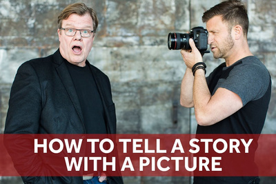 Three Secrets You Need to Know to Tell a Story With a Picture
