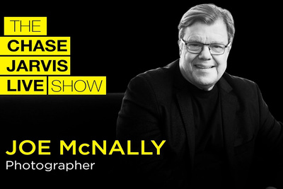Joe McNally's Experience on How To Be A World-Class Creative Pro