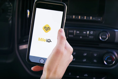 Driving A Lot for Work? Track your Miles with Mile IQ