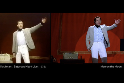 Video Shows Films and Their Inspirations Side-by-Side