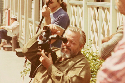 Netflix to Fund Completion of Orson Welles' Unfinished Final Work