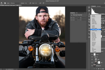 How to Easily Turn Headlights on in Photoshop