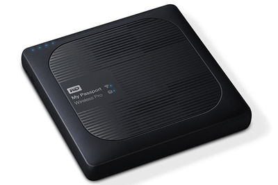 Western Digital Introduces New My Passport Wireless Pro Capacity, Updates Firmware
