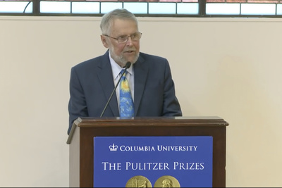 2017 Pulitzer Prize Winners Announced