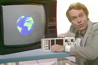 Watch BBC Explain CGI in 1982