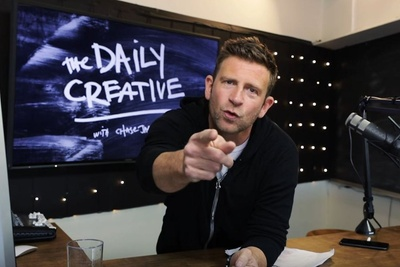 Chase Jarvis Talks on Raising Your Rates and Finding Your Niche on Episode 1 of the Daily Creative