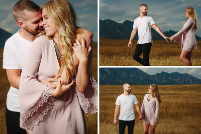 Overpower the Sun With Strobes When Photographing Your Next Engagement Session