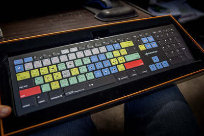 This Backlit Keyboard for Adobe Premiere Is an Easy Way to Up Your Video Editing Game