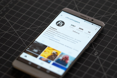 Fstoppers Instagram Hits 300K Followers, Here's the Top Posts and Other Analytics from Our Account