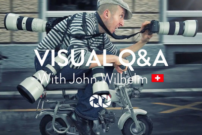 This Video Series Has Photographers Answering Questions with Their Photos Instead of Words