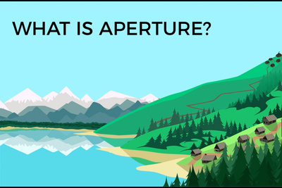 What is Aperture and Other Camera Basics?