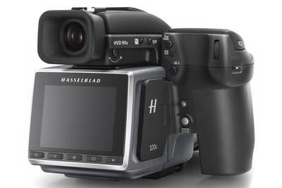 Shooting Video on the Hasselblad H6D-100c