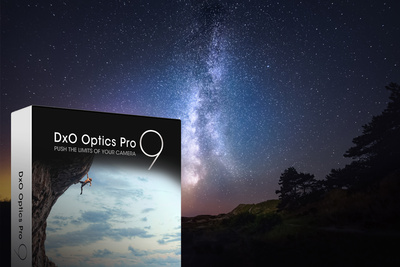 Free DxO Optics Pro 9 Licenses Available — Get It Here
