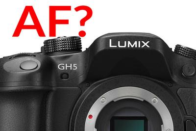 The Panasonic GH5 Has Some Major Autofocus Problems