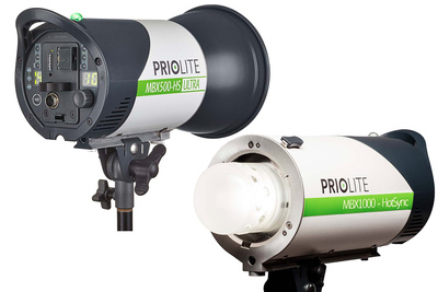Any Speed, Any Power: Fstoppers Reviews the Priolite Hot Sync Strobes