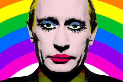 Illegal Russian Memes That Poke Fun at Vladimir Putin Prove the Power of Digital Art