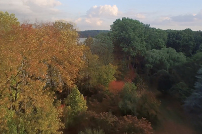 Watch the Seasons Change From the Air in This Gorgeous Video