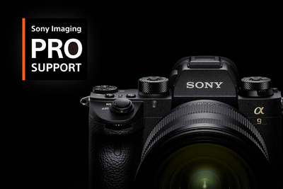 Sony Is Increasing Digital Imaging PRO Support in North America