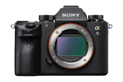 Sony Just Announced the a9 and It Looks Amazing