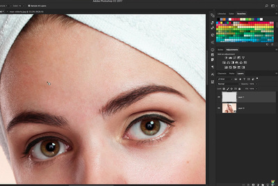 Five Ways to Edit Skin Blemishes in Photoshop