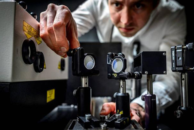 World's Fastest Camera Is Faster Than Light Itself