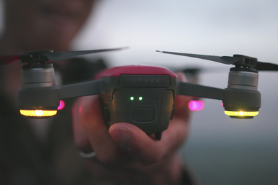 A Hands-On Look at the New DJI Spark