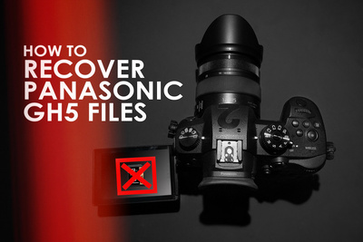 How To Recover Corrupt Panasonic GH4 and GH5 .mdt Files
