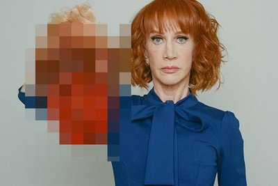Kathy Griffin Holds Decapitated Donald Trump in Photoshoot: Too Far for Publicity Stunt?