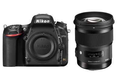 Don't Miss These Amazing Deals on Nikon Cameras, Sigma Art Lenses, and More