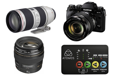 Check Out These Photo and Video Deals of the Week
