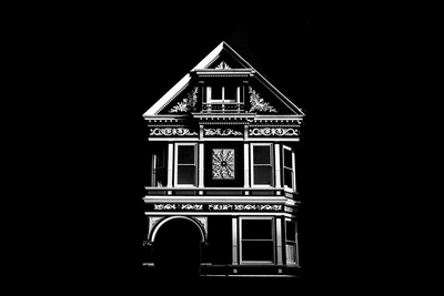 'Shapes of San Francisco' Project Paints the Bay Area in Black and White