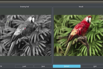 Adding Color to Your Black and White Photos Just Got Easier