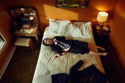 War Widow: Looking at Loss Through the Lens of Kate Woodman