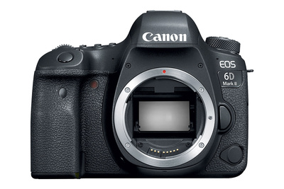 Canon Announces the 6D Mark II and SL2 Cameras