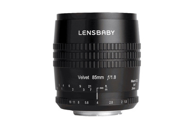 Lensbaby Reveals New 85mm f/1.8 Velvet Lens