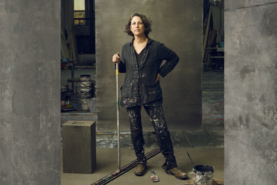 The Artist Behind Some of the World's Most Famous Images Isn't A Photographer, It's Top Backdrop Painter Sarah Oliphant